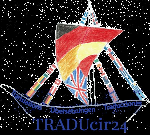 TRADUcir24 Logo